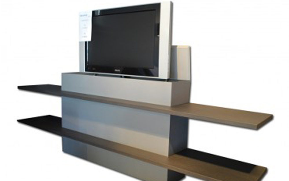 Tv Lift Meubel Prijs.Blaauw Woonidee Opruiming Tv Lift Interstar